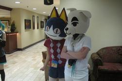 Cosplay d'ACNL !