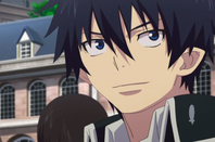 Rin Okumura (Blue exorcist ou Ao no exorcist)