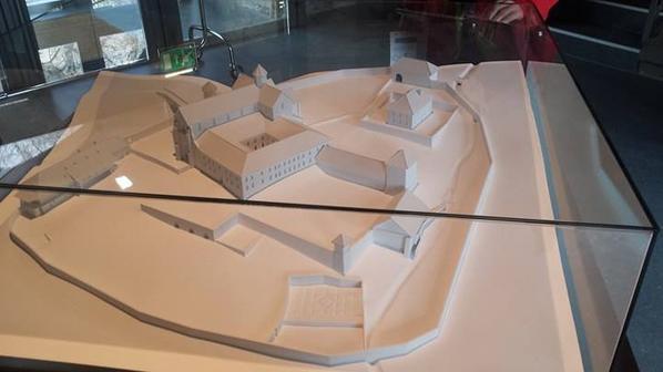 Ruines de l'Abbaye d'Aulps