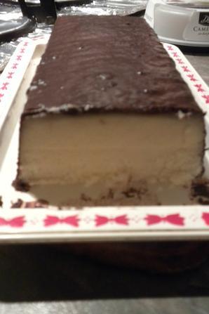 Gâteau façon bounty