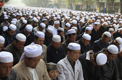 L'islam dans le monde : La Chine.