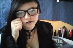 Vieille photooo avec lunettes D: