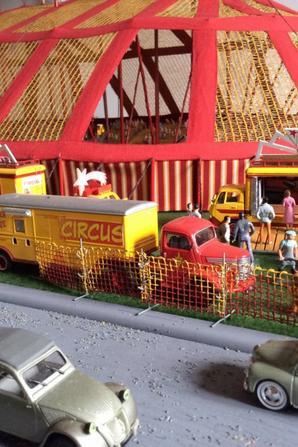 Cirque Henny