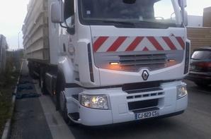 mon premier gros camion