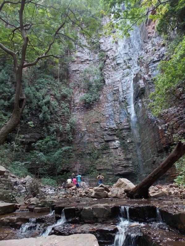 cascade de Dindéfélo