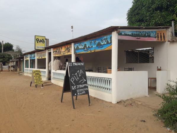 café des rigolos à Warang