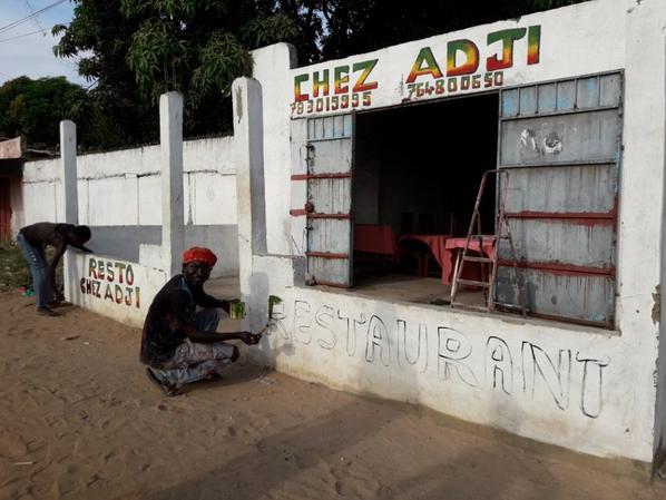 Chez Adji - Warang