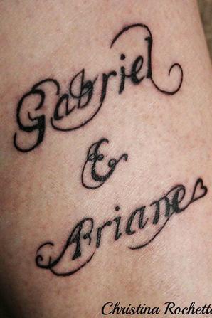 Tattoo! 12 mars 2014