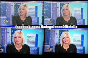 nadege sur NRJ 12 sur hollywood girl 3 le mag