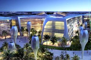 La ville écologique de Masdar City