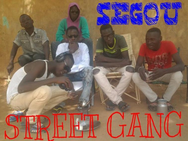 Street Gang de SEGOU