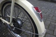 Peugeot 102 de 1962 après la restauration ;-)