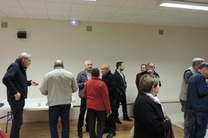accueil ce matin a l'AG du Groupement 35 a Guipry-Messac