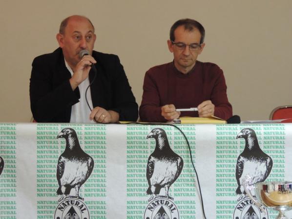 début du congrès a Guipry-Messac