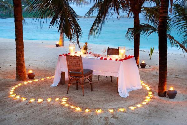 tres romantique.......j'adore