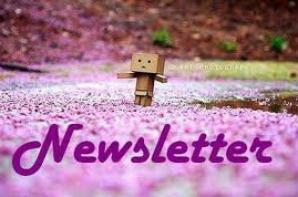 Ma Newsletter!!