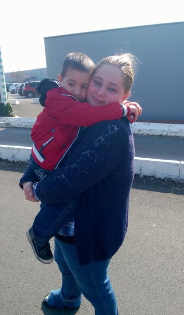 laurence et mon fils