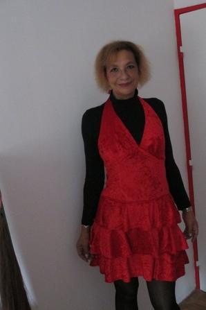 je fais aussi de la couture : 3 robes presque identiques... dont une reversible