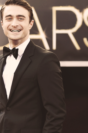 Daniel Radcliffe aux Oscars 2013