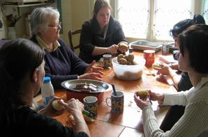 atelier cuisine du 18/03/2013