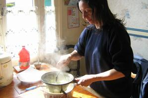 atelier cuisine du 08/04/2013