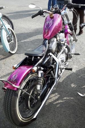RDV mensuel d'un préparateur de motos à Nantes