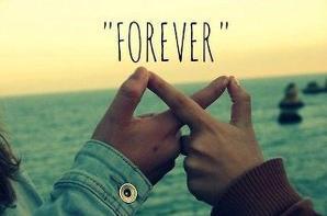 Pour toujours, por siempre, per sempre, for ever, na zawshe