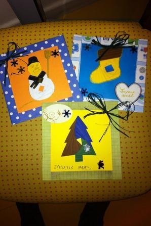 cartes : Iris folding