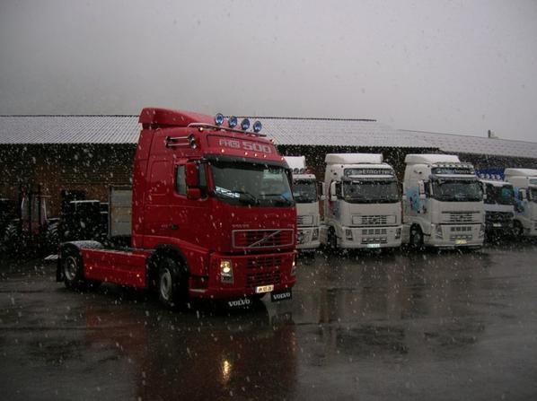 Bavettes Volvo