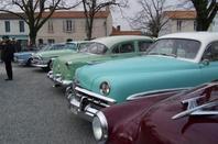 A G de l'US DREAM CAR  a Beaulieu sous la Roche