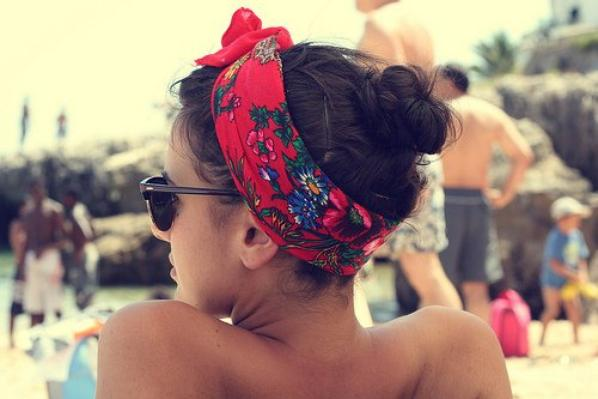 Le bandana Head Band !