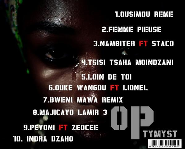 OPTYMYST ALBUM YANGOU 2015