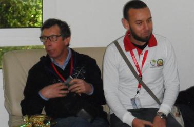 avec LEMOINE FRANCIS | Tunisie