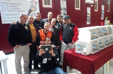 National Tunisie 2014-  UOT