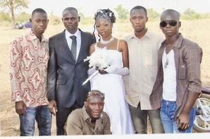 heureux  mariage