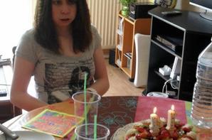 Mon anniversaire jessica