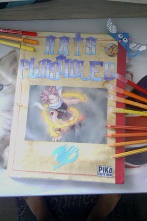 Mon cahier d'Arts Plastiques