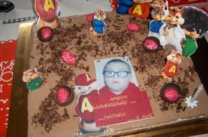 gateaux anniversaire a mon fils matheo pour c est 8 ans