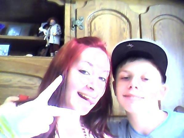 Après midi avec mon cousin :)