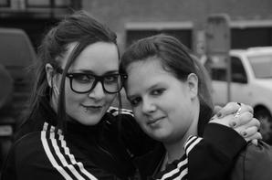 Elle et moi :)