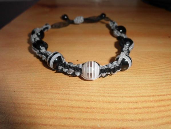 bracelet type shamballa
