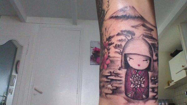 encore un tattoo