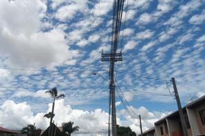 The curitiba sky this week