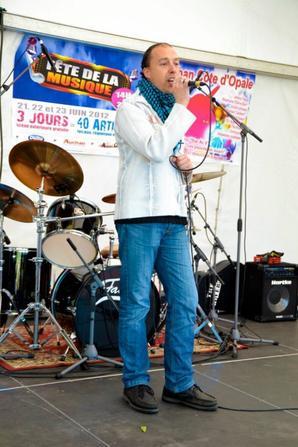 fête de la musique 2012 ( centre commercial auchan en plein air)