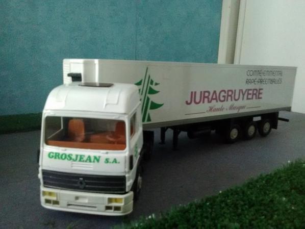 JURAGRUYERE Renault r V8 Turbo