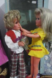 Quand Kessy rencontre Nico.....il y a  pleins d' étincelles.....