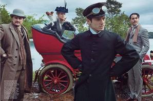 Edito: Vogue US Septembre 2012 par Annie Leibovitz