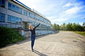 Apparition: Ouverture d'une aire de jeu dans le territoire de Khabarovsk en Russie: le 15 Septembre 2012