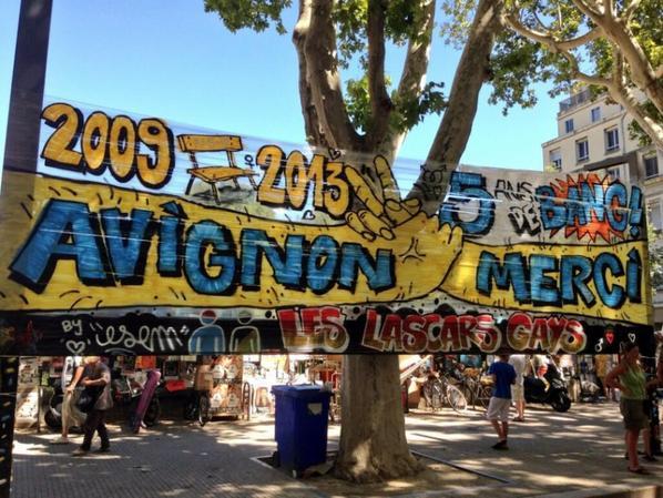 Photos : Festival d'Avignon (2013)