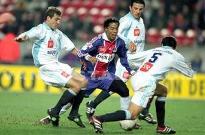 OM maillot coupe de France 2001/2002